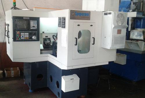Dome Grinding Machine